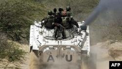 Миротворцы Африканского Союза в Сомали. Март 2011г.