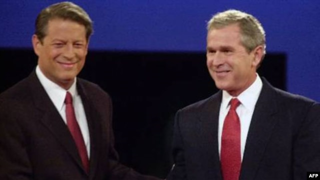 """presidential elections between al gore and george w bush The washington examiner's tim carney wants everybody to know that the supreme court really, truly did not hand the presidential election to george w bush """"you can disagree with the ruling in ."""
