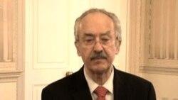 Francisco Gil presidente de Telefónica México, habla con la VOA de la reforma de telecomunicaciones