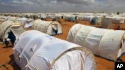 Salah satu sudut kamp pengungsi di wilayah Dadaab, Kenya (Foto: dok).