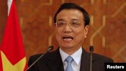 چین کے وزیراعظم لی کی چیانگ (فائل فوٹو)