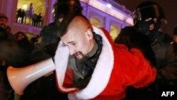 США осуждают арест лидеров российской оппозиции