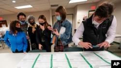 Пенсильвания: подсчет голосов (архивное фото)