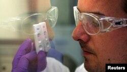 伊波拉快速測試