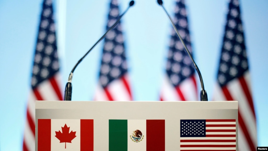 Us Canada Holding Trade Talks Following Us Mexico Pact