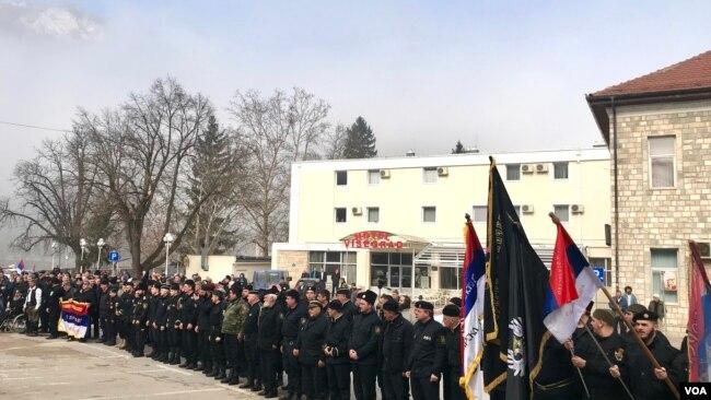 Ravnogorski četnički pokret, Višegrad, 10. mart 2019.