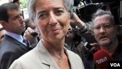 Christine Lagarde, nova direktorica MMF-a