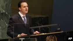 Δρούτσας: Η Κύπρος είναι «το τελευταίο τείχος του Βερολίνου» στην Ευρώπη