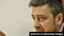 Slobodan Georgiev, urednik i novinar BIRN-a