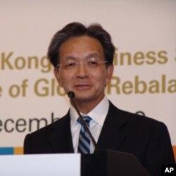 苏泽光,香港贸发局主席