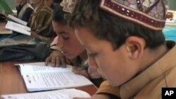'طالبان از بعضی مکاتب افغانستان نظارت می کند'