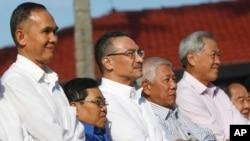 星期三,东盟在马来西亚举行国防部长会议。