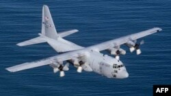 Máy bay vận tải quân sự C-130 Hercules