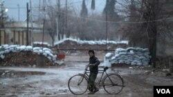 叙利亚停火30号午夜开始实施