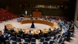 지난달 16일 뉴욕 유엔본부에서 안보리 회의가 열리고 있다. (자료사진)