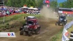 Li Rûsya Pêşbirkeya Traktoran