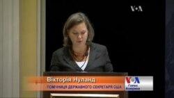 Якщо Росія виконає Мінську угоду, санкції почнуть знімати - Нуланд