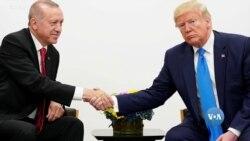 Qonunchilar e'tiroziga qaramay, Tramp Erdog'anni Oq uyda kutib olmoqchi