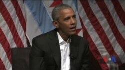 Ось чим займатиметься Барак Обама в найближчому майбутньому. Відео