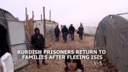 Kurdish Prisoners Escape IS