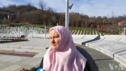 Saliha Osmanović iz Srebrenice o presudi Ratku Mladiću