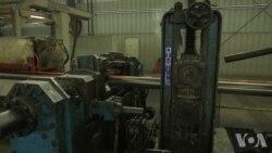 美国一些钢铁企业担忧关税或对工人不利