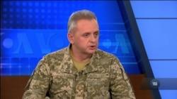 Начальник Генштабу України про співпрацю з військовими США та перехід на стандарти НАТО. Відео