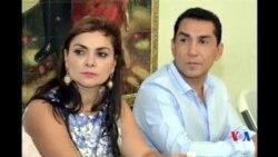 2014-11-05 美國之音視頻新聞: 墨西哥逮捕在逃前市長夫婦