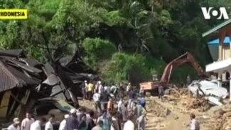 ԱՌԱՆՑ ՄԵԿՆԱԲԱՆՈՒԹՅԱՆ. Ինդոնեզիայի մահացու ջրհեղեղներն ու սողանքները