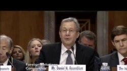 Daniel Rosenblum to be the next U.S. Ambassador to Uzbekistan