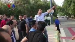 یک معترض به بازداشت کارگران «نیشکر هفت تپه»: ساکت باشیم، ما را هم می گیرند