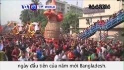 Bangladesh đón mừng năm mới (VOA60)