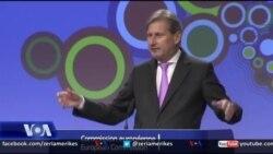 Komisioneri Hahn i habitur për pikëpyetjet ndaj OMN-së