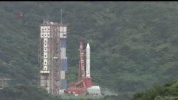 2013-08-27 美國之音視頻新聞: 因技術問題日本臨時取消發射運載火箭