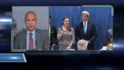 Kerry ve Jolie İftar'da Konuştu