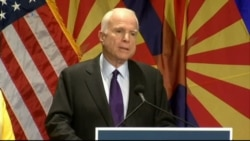 JOHN MCCAIN: Message of the National Election is Americans Want Progress
