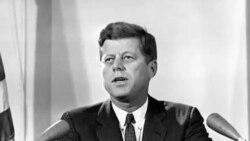 အေမရိကန္ျပည္သူနဲ႔ သမၼတေဟာင္း Kennedy
