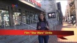 Premier Star Wars di Los Angeles Bertaburkan Bintang
