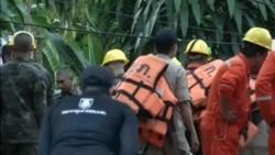 与时间赛跑 救援人员仍未决定如何把被困泰国少年救出岩洞