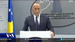 Haradinaj në Kushtetuese për dorëheqjen e tij