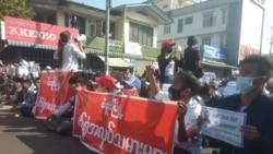 美國政府政策立場社論:美國與緬甸人民站在一起