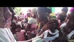 小兒麻痹症死而復活 尼國兒童普遍打疫苗