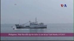 Nhật Bản muốn diễn tập hải quân đa phương với Philippines