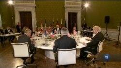 Час-Time: На зустрічі глав МЗС «Великої сімки» говорять про Сирію та роль Росії у цьому конфлікті