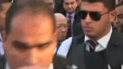 باجی قائد سبسی رئیس جمهوری تونس شد