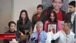 Gia đình Mỹ gốc Việt đòi bồi thường 20 triệu đôla