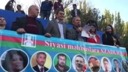 Milli Şuranın sədri Cəmil Həsənli hakimiyyət tənqid edir