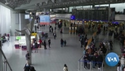 VOA英语视频: 欧洲飞行禁令招致批评 旅行计划陷入混乱