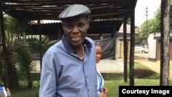 Oliver Mtukudzi akashaya nemusi weChitatu muHarare.