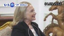 VOA60 Thế Giới 04/09/2012